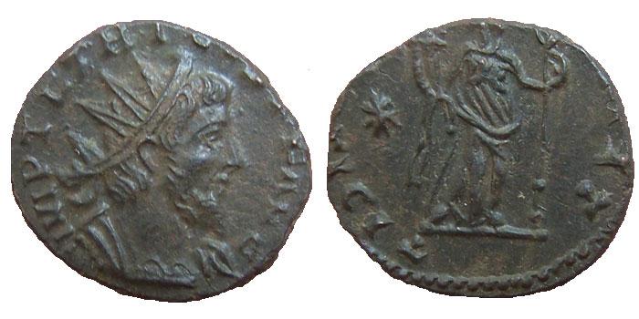 2 Petits bronzes T1-28g