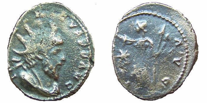 2 Petits bronzes T1-79g