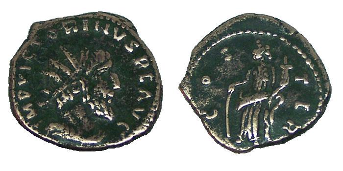 2 Petits bronzes Vi-04g