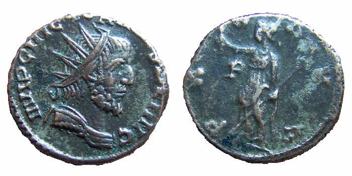 2 Petits bronzes Vi-41g